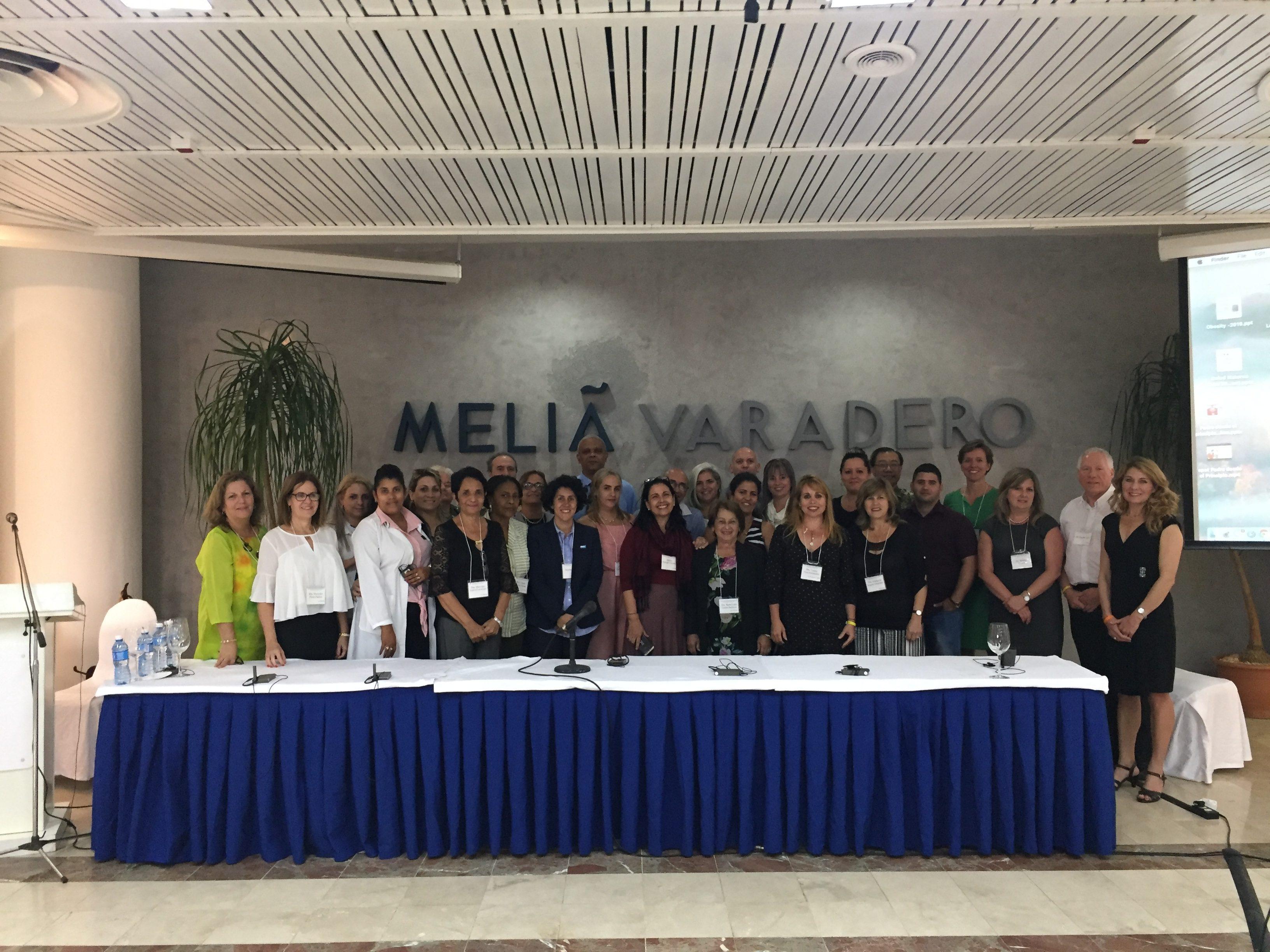1st Cuba -Canada Maternal-Child Symposium